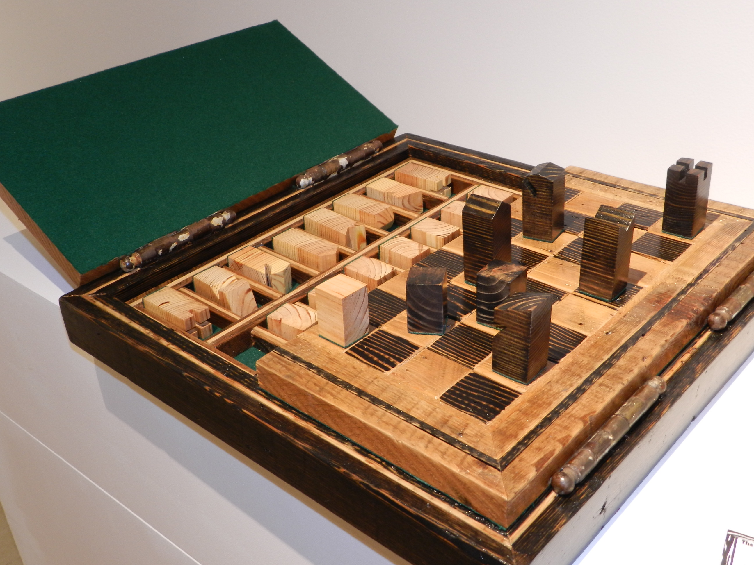 Wooden Chess Table ~ Pdf chess set wood plans diy free building a custom closet