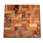 End Grain Butcher Block 01