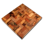 End Grain Butcher Block 02