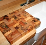End Grain Butcher Block 11